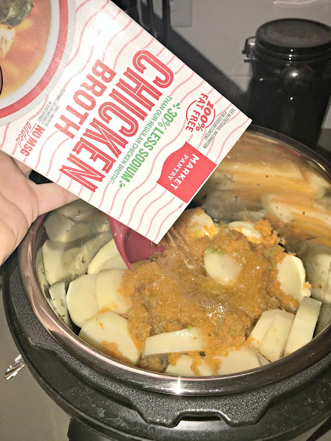 Instant Pot Potato sausage soup, Instant pot potato soup, quick potato soup, easy potato soup, Instant pot on sale, Instant pot deal