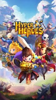 Hyper Heroes MOD APK Terbaru v1.0.6.47770 Hack (Massive Damage)