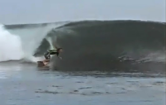 gland surfing beach east java
