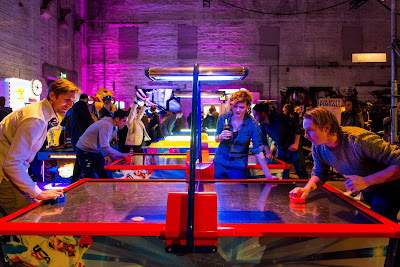 Juego Arcade Bar TonTon Club - Amsterdam