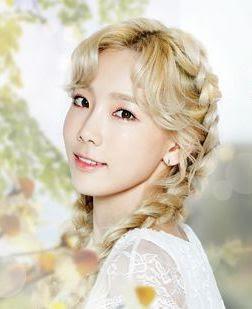 SNSD TaeYeon Atlantis Princess