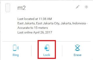 cara menggunakan android device manager