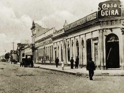 Ciudad de Balcarce antigua