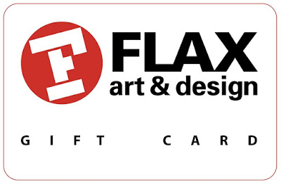 Flax Art & Deisgn gift card