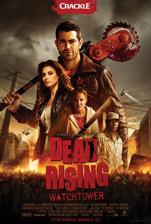 Nonton Film Dead Rising: Watchtower (2015)