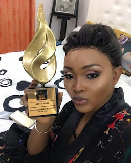 Mercy Aigbe Bags Brand Influencer Award