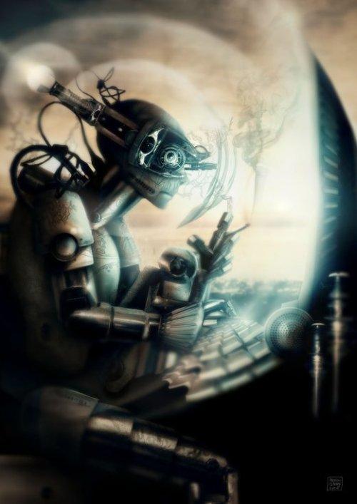 Patricio Clarey artstation arte ilustrações digitais surreais sombrias fantasia ficção científica quadrinhos