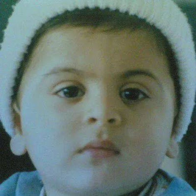 Pakistani Cricketer Ahmed Shehzad Childhood Picture