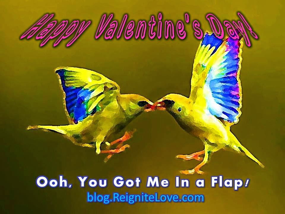 Valentine's Day Greeting Cards to Pin and Share