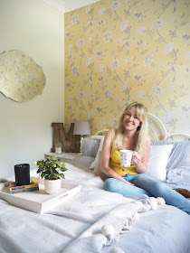 Interiors blog Dove Cottage sharing DIY projects, bargain high street decor, tips on how to transform your home