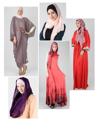 Model Busana Muslim Wanita