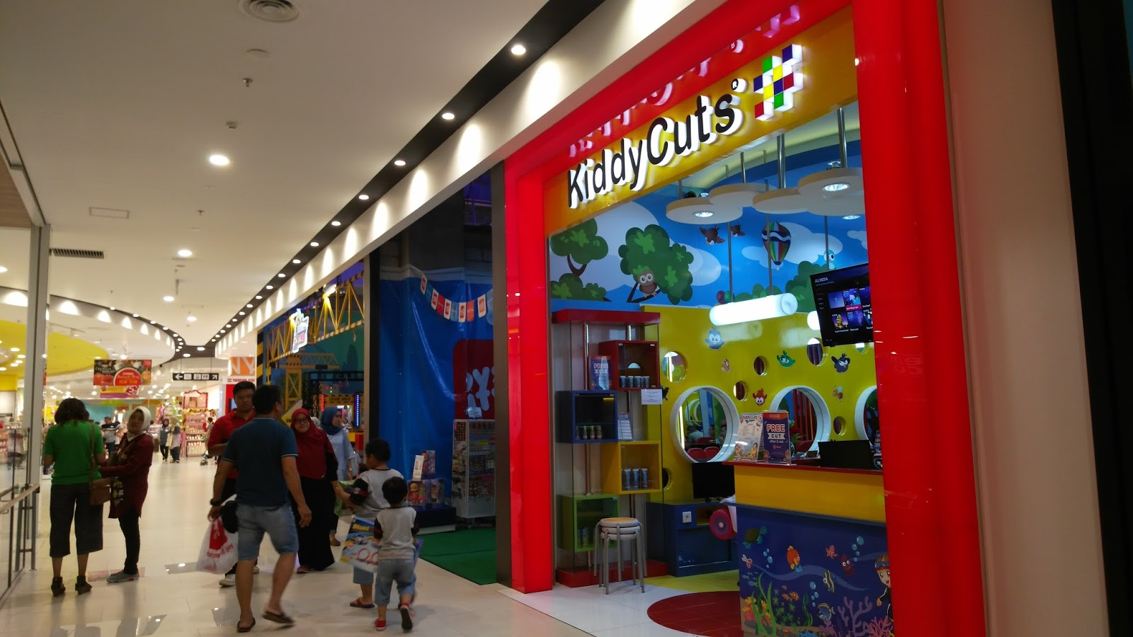 Potong Rambut Anak di Kiddy Cuts - Lisna Dwi - A ...