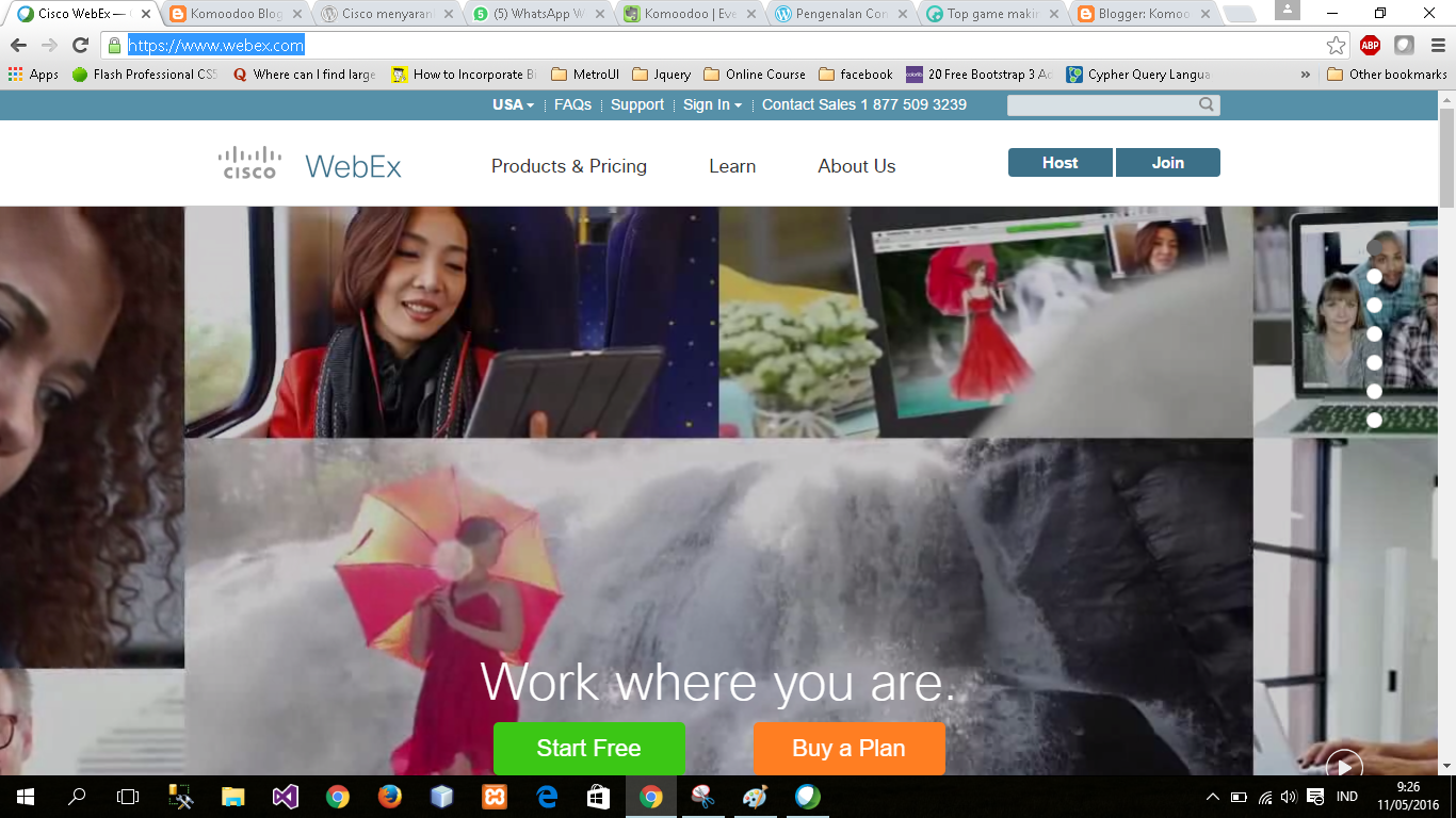 bagaimana cara bergabung ke webex
