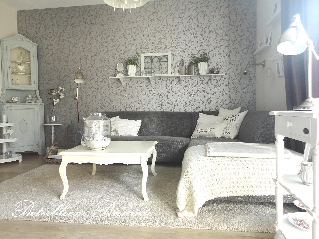 Woonkamer Behang Ideeen : Woonkamer behang behang inspiratie woonkamer decoratie ideeen