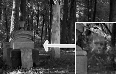 Haunted Easton's Union Cemetery in Connecticut