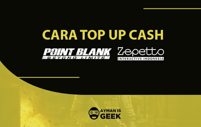 Cara Top Up Cash PB Zepetto dengan Voucher Zepetto Terbaru