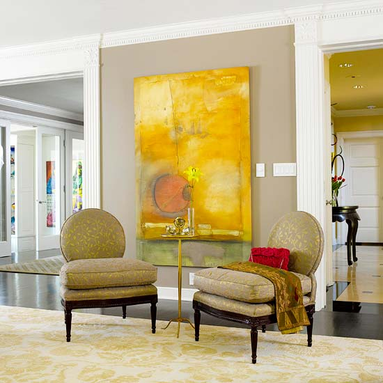New Home Designer Decoration: New Home Interior Design: Decorating Inspired By Fall Colors