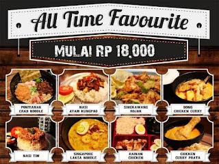 Kuliner Indonesia - Bong Kopitown