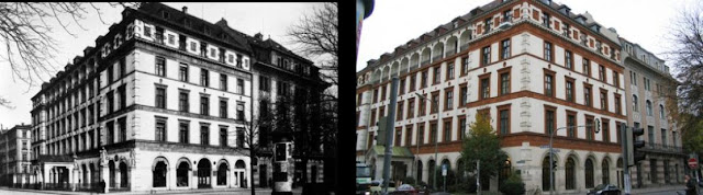 Traces Of Evil Jewish Munich Then And Now