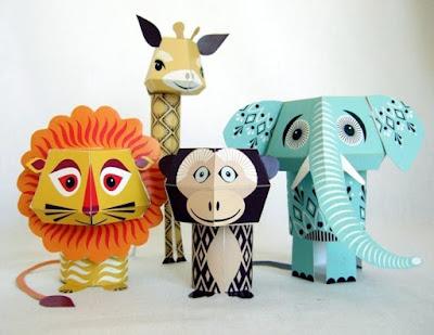 animal arts and crafts