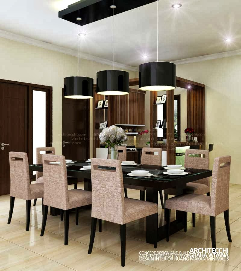 Desain Ruang Makan Rumah Minimalis  Sabrina News
