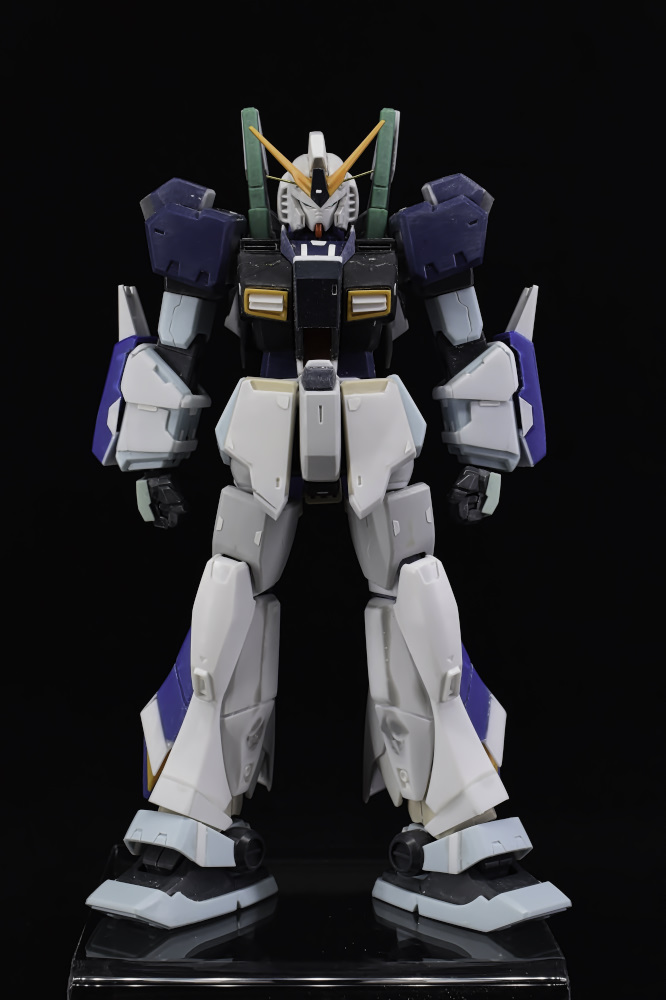Custom Build: HG 1/144 AN-01 Gundam Tristan