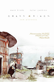 Grass Kings tom 1 okładka