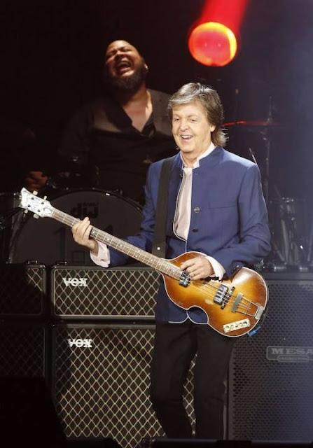 The Beatles Polska: Koncert Paula McCartneya w Budokan