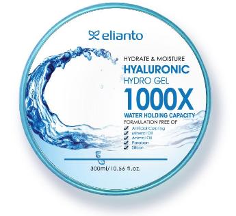 Elianto Hydrate & Moisture Hyaluronic Hydro Gel