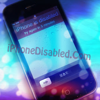 My iPhone Is Disabled How to Enable And Fix It?