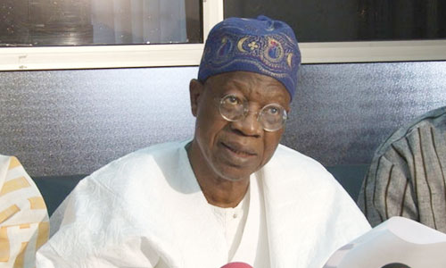 Business News: How Investors Are Coming Into The Country As We Speak - Lai Muhammed