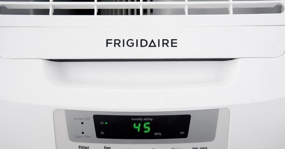 best cheap room dehumidifier 2017 reviews frigidaire fad504dwd best