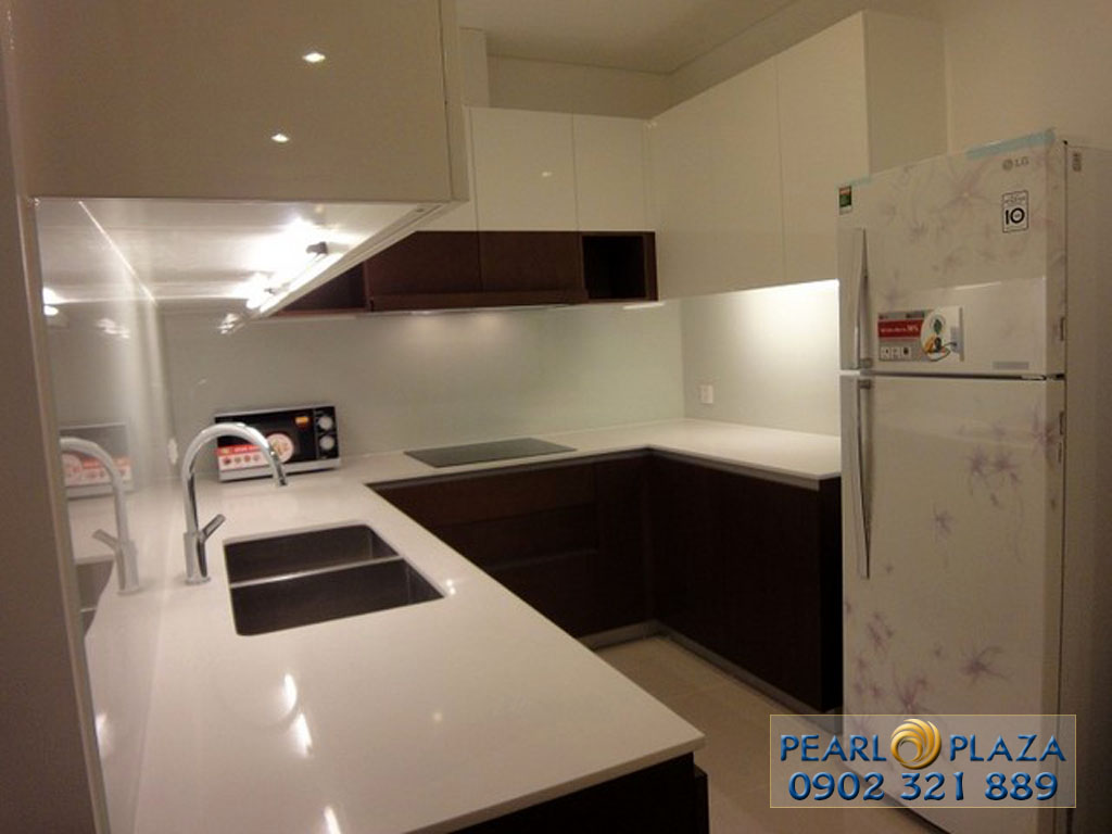 3-bedroom apartment for rent at Pearl Plaza full of beautiful furniture - picture 4