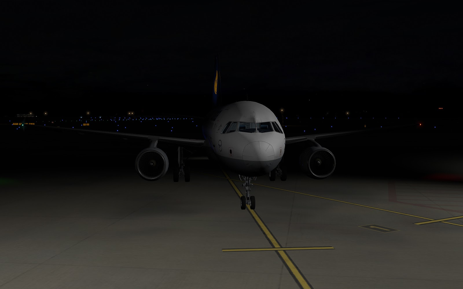 Flight Log EDDM - EDDF - EDDL - FlightFactor A320 Ultimate