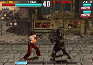 Screenshot Tekken 3 Adventure For PC