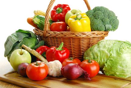 Chế độ ăn cho người sỏi mật.