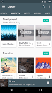 Shuttle+ Music Player v2.0.7 beta5 Paid APK is Here!