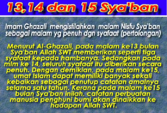 Image result for doa nisfu sya'ban dan terjemahan