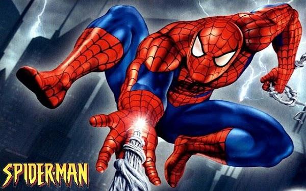 Ultimate Spider-Man Total Mayhem APK+ DATA [Offline]
