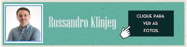 Rossandro Klinjey na 24ª Bienal Internacional do Livro