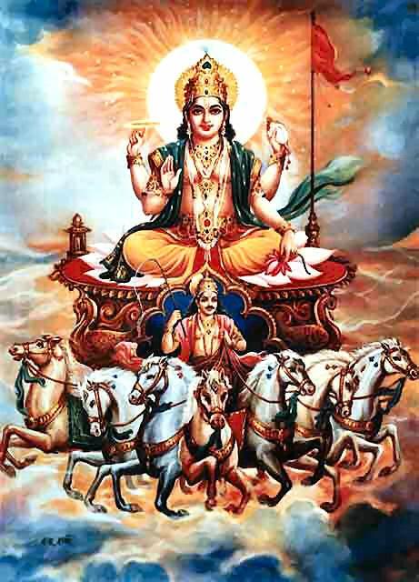 STORY OF LORD SURYA - THE HINDU PORTAL
