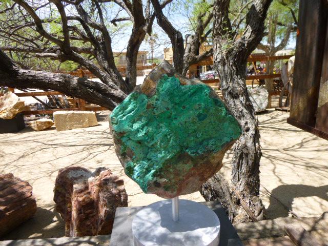 Rockhound Ramblings Rare Earth Gallery Cave Creek Az