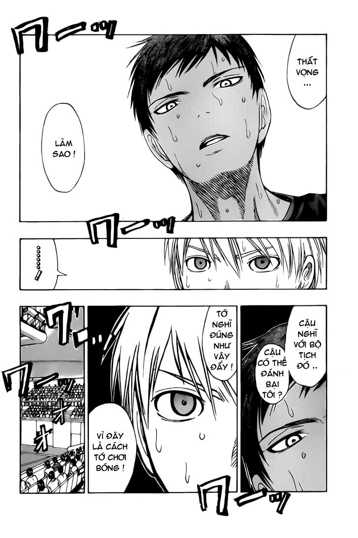 Kuroko No Basket chap 050 trang 13