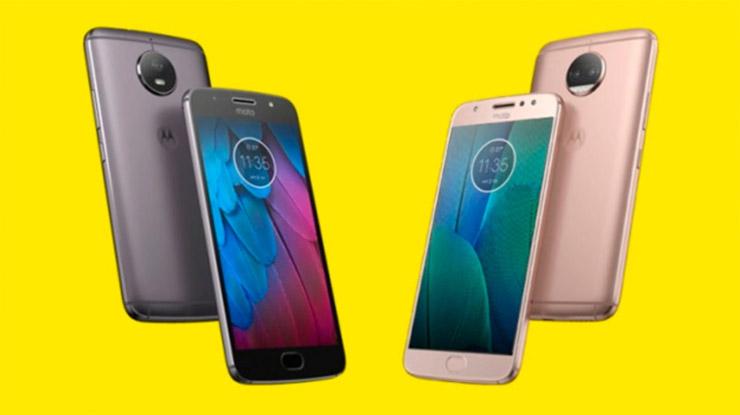 hp android dual kamera Moto G5s Plus