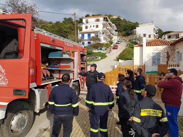 Ένωση Πυροσβεστών Αργολίδας: Γιατί δεν προχωρά η επάνδρωση του Εθελοντικού Πυροσβεστικού Κλιμάκιου Πόρου