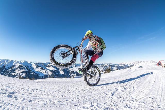 Freeride Inc. Austria Fatbike Touren