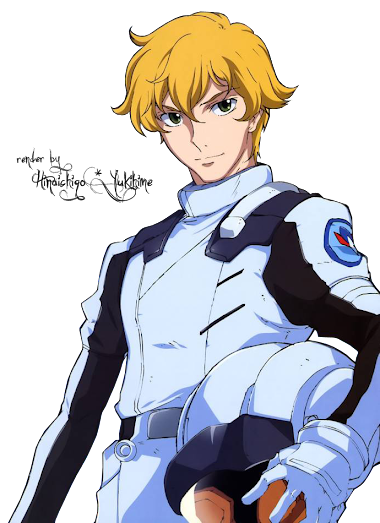 Render Graham - Gundam 00