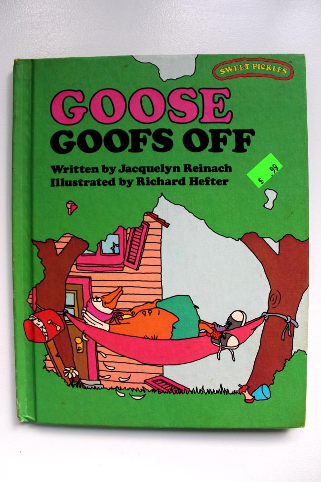 Goose Goofs Off