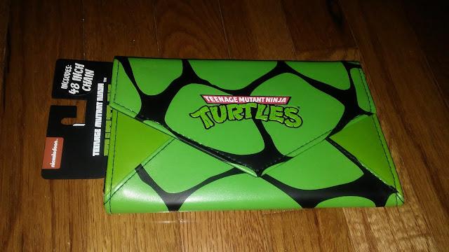 This Teenage Mutant Ninja Turtles clutch purse mystery bag youmacon
