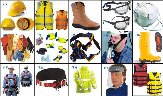 alat safety tambang APD